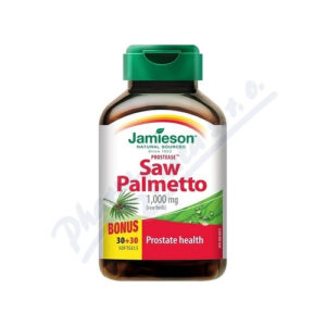 Prostease Saw Palmetto 125mg cps.60