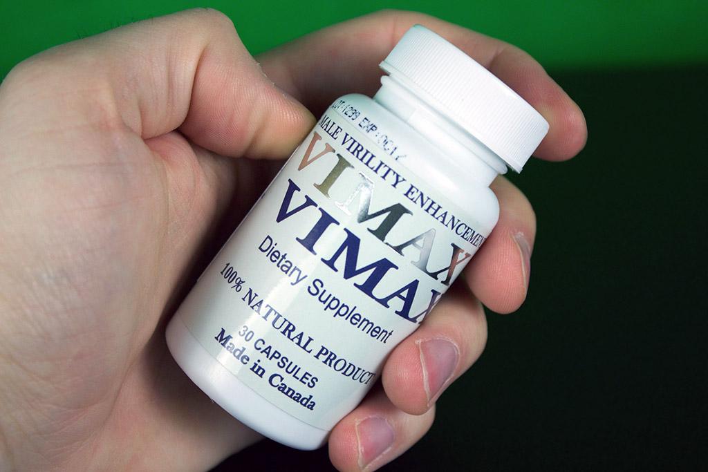 Vimax - balení pilulek