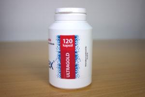 Zerex Ultragold - balení (z boku)