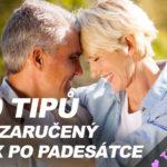 10 tipů na zaručený sex po padesátce (+ TAJNÝ TRIK)