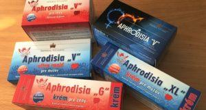 Aphrodisia - balení