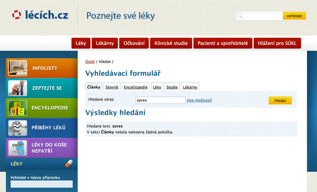 olecich.cz Zerex