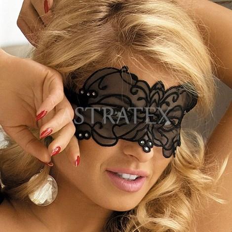 Erotická maska Lotus