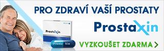 Prostaxin - zkušenosti