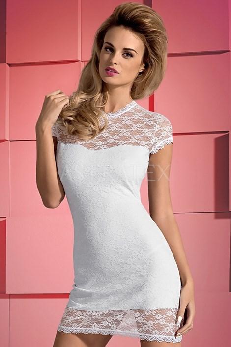 Šaty Dressita White