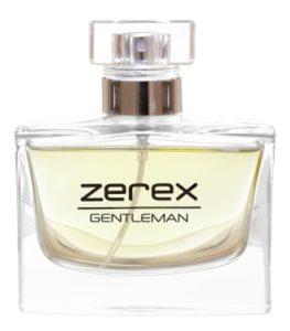 Pánský parfém Zerex Gentleman flakon