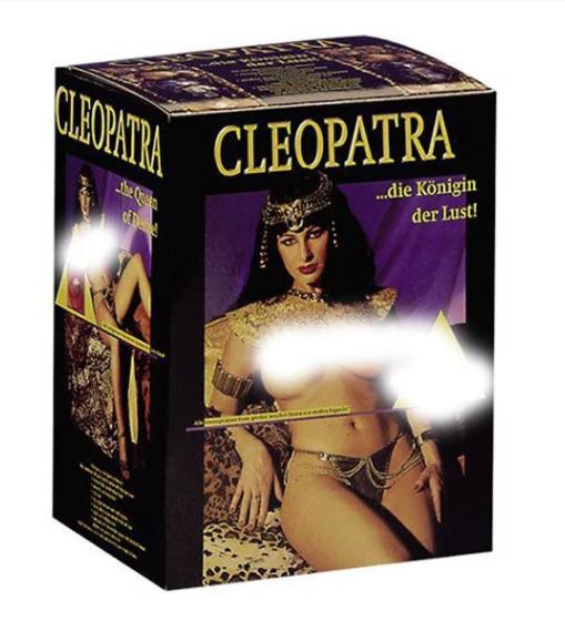 Nafukovací panna Cleopatra recenze