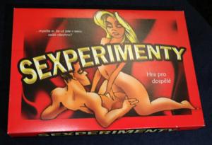 Sexperimenty - hra pro dospělé recenze
