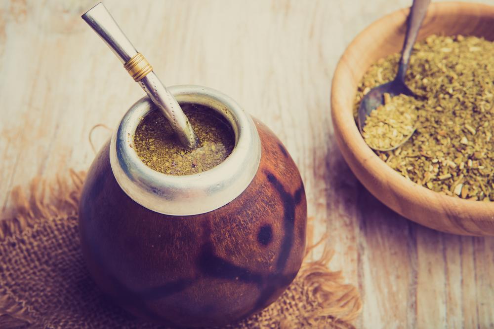 Originální čaj yerba mate