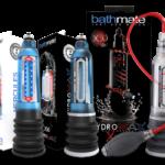 Bathmate vodní vakuové pumpy