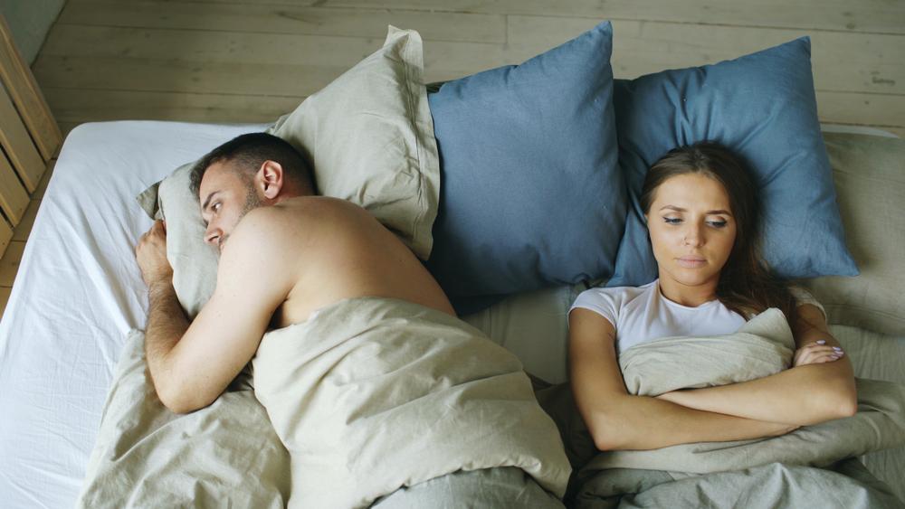 Frigidita - problém v partnerském životě