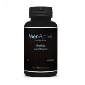 MenActive recenze - Hladina testosteronu