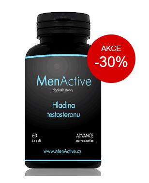 MenActive - recenze přípravku - akce