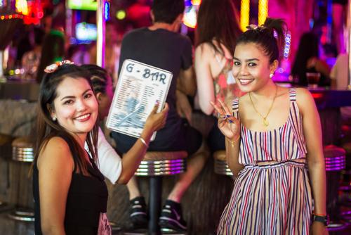Sexualní turistika Thajsko