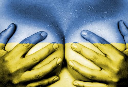 Sexuální turistika Ukrajina