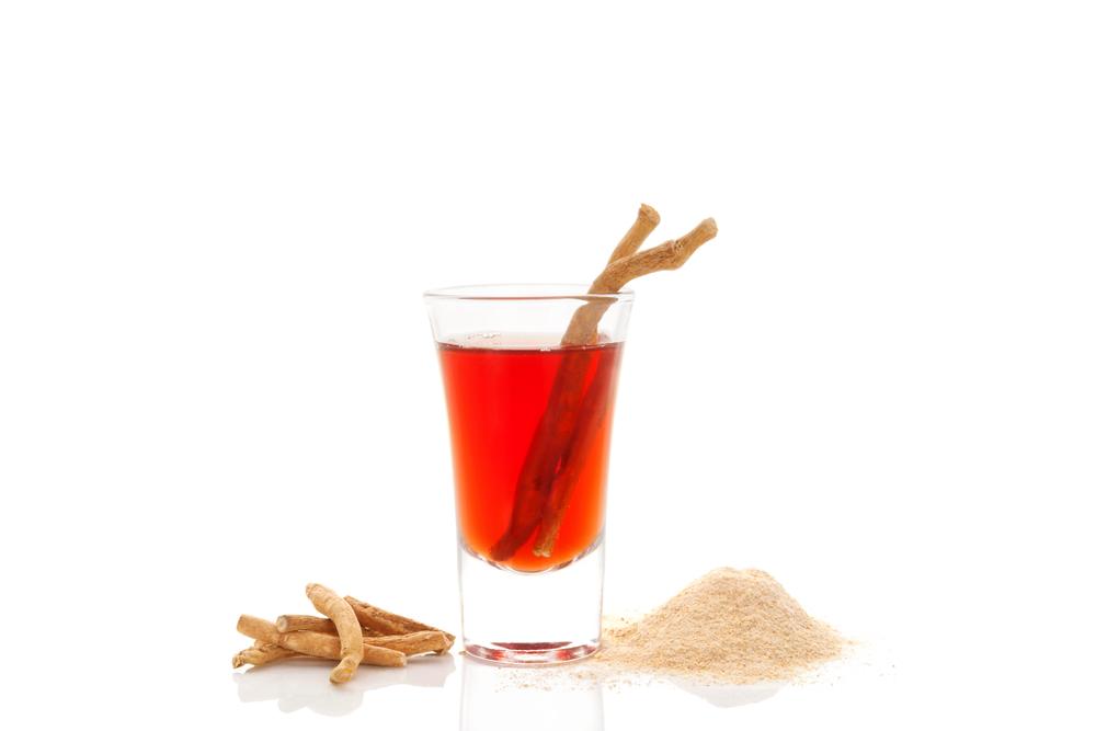 Ashwagandha - čaj, kořen