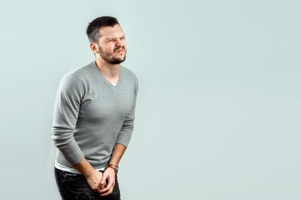 Zánět prostaty, bolest