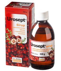 Urosept sirup
