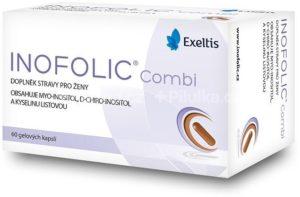 Inofolic Combi 60 gelových kapslí - recenze